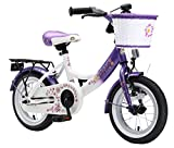 Bike * Star 30.5 cm Kids Children Bike Bicycle – Colour Lilac &