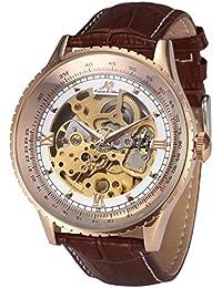 KS Automatikuhr groß Herren Uhr Mechanische Automatik Uhr Herrenuhr Armbanduhr KS113