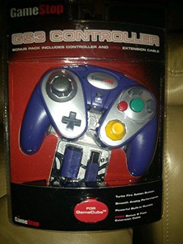 gamestop G3Gamecube und WII Controller (Für Remote Wii Gamecube)