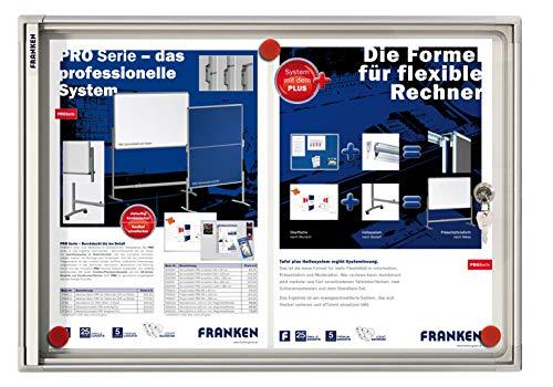 Franken FSA2 X-tra - Vitrina 2 documentos