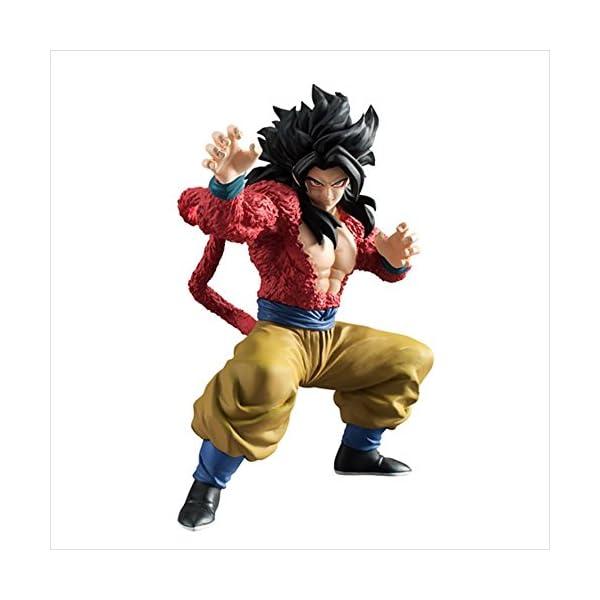 Bandai Shokugan Dragon Ball Styling Super Saiyan 4 Son Goku Dragon Ball GT Action Figure 1