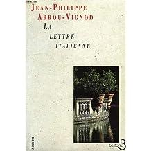 La lettre italienne