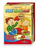 Noris Spiele 606017343 - Happy Family - Fühl' doch mal, Kinderspiel