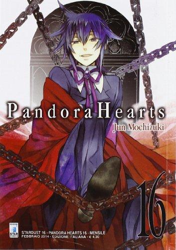 Pandora hearts: 16