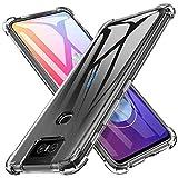 iBetter Coque pour ASUS Zenfone 6 ZS630KL, Soft Premium TPU Transparent, Anti-Slip, Résistant aux Rayures, pour ASUS Zenfone 6 Smartphone.Transparent