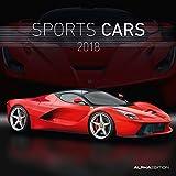 Sports Cars 2018 - Autokalender / Broschürenkalender (30 x 60 geöffnet) - Sportwagen - Autokalender - Fahrzeuge - Wandplaner - ALPHA EDITION