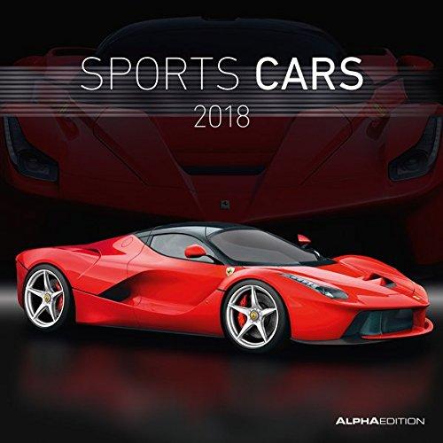 Sports Cars 2018 Broschürenkalender