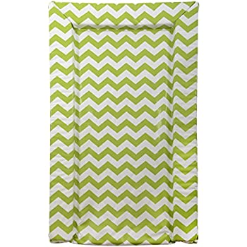 East Coast Nursery Chevron Changing Mat Buy One Give One lime