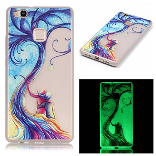 smartlegend-tpu-morbido-cover-per-huawei-p9-lite-ultra-sottile-nottilucenti-luminoso-flessibile-gel-