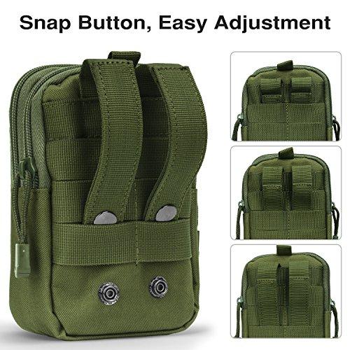 Zoom IMG-3 moko marsupio sportivo outdoor borsa