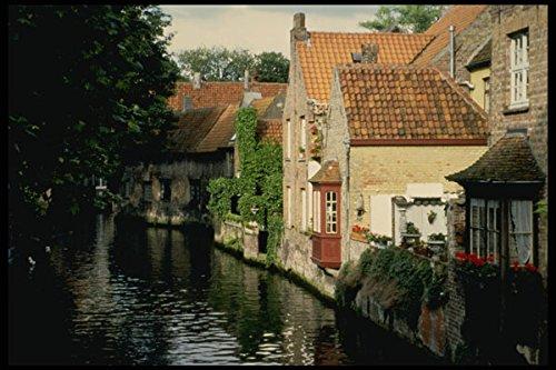 369099 Bruges Belgium A4 Photo Poster Print 10x8