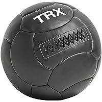 TRX Entrenamiento Balón Medicinal de Lanzamiento Hecho a Mano con Costuras reforzadas (5,5 kg)