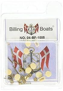 Billing Boats Barcos de facturación bf10057mm  de Bloque de único plástico Modelo