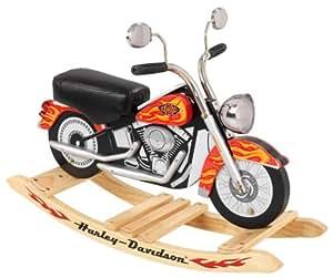Moto à bascule Harley-Davidson Softail