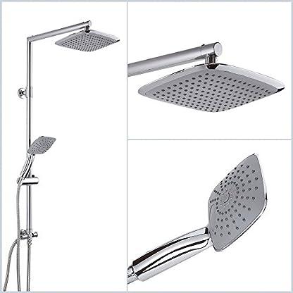 EISL DX1000CACS – Juego de grifería para bañera y ducha
