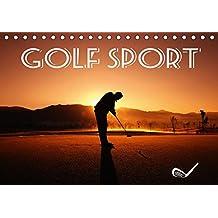Golf Sport (Tischkalender 2017 DIN A5 quer): Golf - der neue Breitensport, faszinierend und spannend zugleich! (Monatskalender, 14 Seiten ) (CALVENDO Sport)