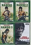 Rambo 1-2-3 + John Rambo