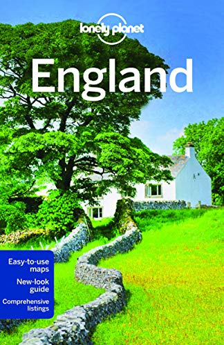 Lonely Planet England (Country Regional Guides) (Manchester Lonely Planet)