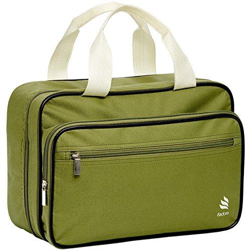 Kulturtasche zum Aufhängen Großer Reise Kulturbeutel für Damen und Herren 10 Liter Fassungsvermögen, Kosmetiktasche, Reisetasche