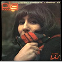 Festival FX 1443 - Pia Colimbo - Original de 1965 (et non pas réédition) : Un soir de mai, C'est peu dire, Je t'appartiens, Déjà - Disque et Pochette en Excellent état - (Disque vinyle EP 45t).