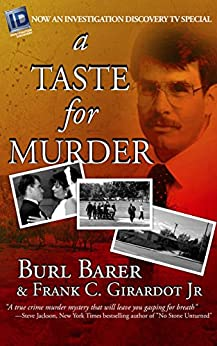 A Taste For Murder (English Edition) par [Barer, Burl, Girardot, Frank C.]