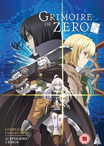 Grimoire of Zero Collection [DVD...