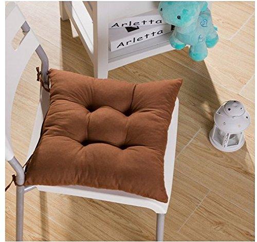 ... Srovfidy Sitzkissen Weich Stuhl Kissen Sitz Kissen Küche Garten  Esszimmerstuhl 40 X 40 ...