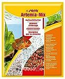 SERA Artemia-Mix Aliment d'élevage pour Poissons 18g