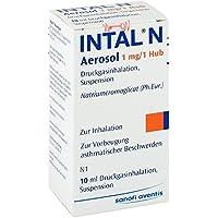 Intal N Dosieraerosol 10 ml preisvergleich bei billige-tabletten.eu