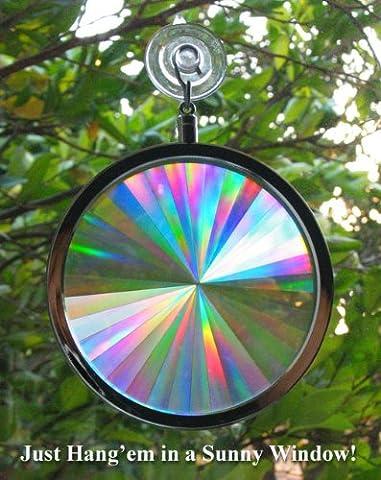 Sonnenfänger, für das Fenster, Rainbow Axicon Catcher Suncatchers-diese sind ideal für Feng Shui