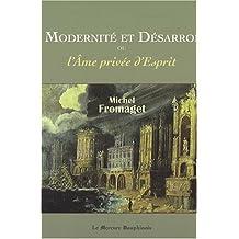 Modernité et désarroi