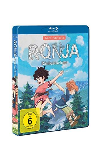 Ronja Räubertochter Vol. 2 [Blu-ray]: Alle Infos bei Amazon