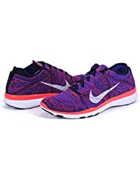 Nike Wmns Free Tr Flyknit, Zapatillas de Gimnasia para Mujer