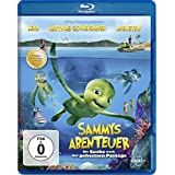 Sammys Abenteuer - Die Suche nach der geheimen Passage [Blu-ray]