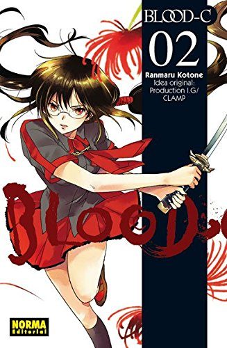 Descargar Libro Blood C 2 (Cómic Manga) de Kotone