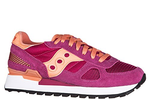 Sneaker Saucony Shadow Original Rosa Fuxia