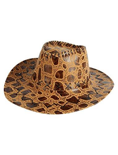 Python Kostüm (Cowboyhut Python keine)