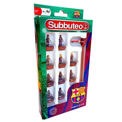81cd73627 Subbuteo SUB63751, Equipo de Figurinas FC Barcelona, Edición 4 (2017/18)