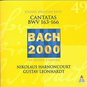 Bach: Cantatas, BWV163-166