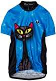 Pearl Izumi Kinder Kurzärmliges Trikot Junior Limited Edition Jersey, Black Cat, XL, P0715