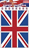 32ft Plastic Best of British Union Jack Bunting Flags