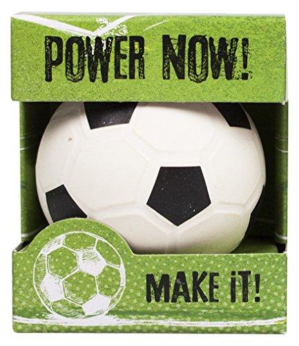 TRENDHAUS 946041 Power Now Fußball Anti-Stressball -