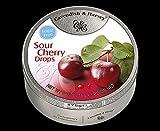 #4: Cavendish & Harvey Sugar free Sour Cherry Drops, 175g
