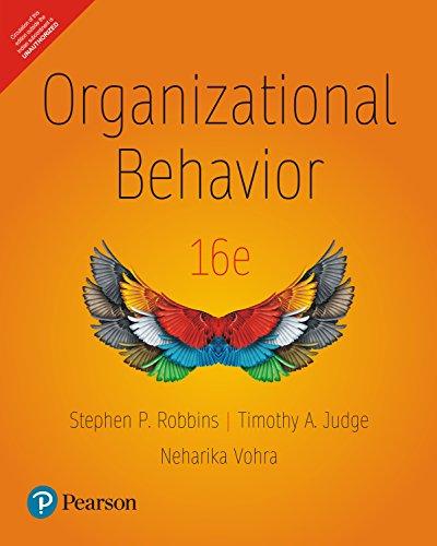Organizational Behaviour Pdf Books