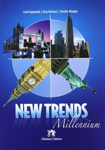 New trends millenium. CD Audio