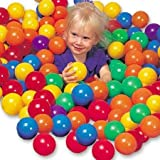 Durshani 50 Pelotas , Bolas de Colores niños Juguetes para bebés natación Ball Pool Pelotas natación para Niños Piscina by