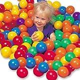 50 X Bällebad Babybälle Bälle Ball Kinder Bälle Plastikbälle Neu