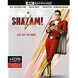Shazam! Blu-Ray 4K