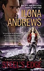 by Andrews, Ilona Steel's Edge (The Edge, Book 4) (2012) Mass Market Paperback