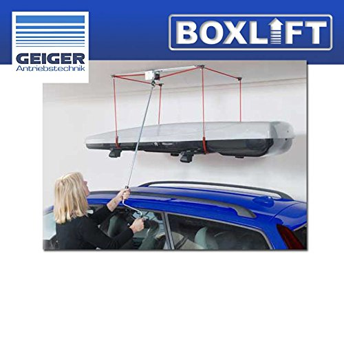 Dachboxlift von Geiger Antriebstechnik